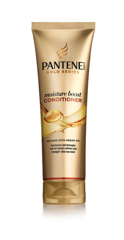 Pantene Gold Series Moisture Boost Hair Conditioner 250ml