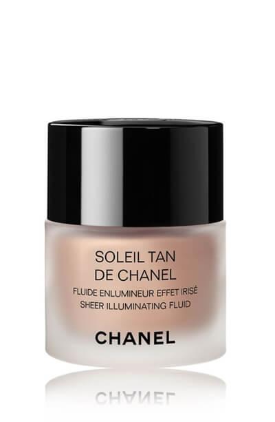 Chanel Sheer Illuminating Fluid