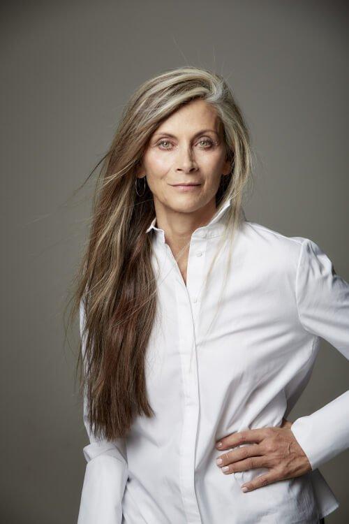Christa d'Souza post menopause