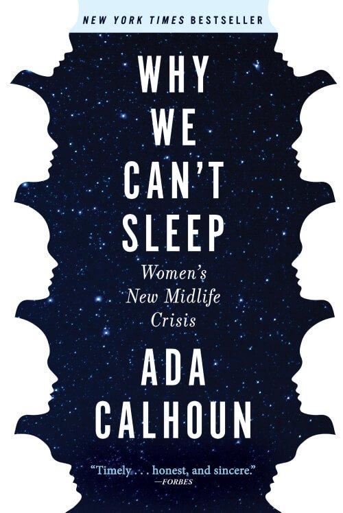 Ada Calhoun menopause perimenopause and insomnia