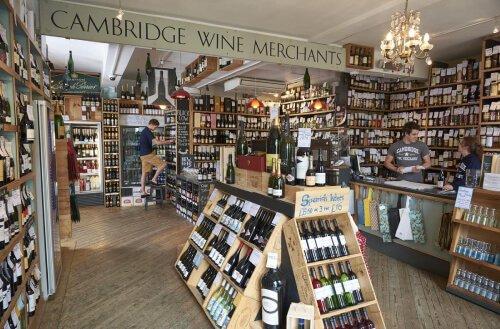 Cambridge Fine Wine