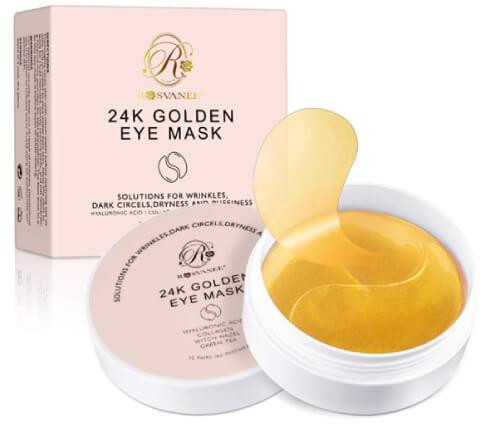 Golden Eye Mask