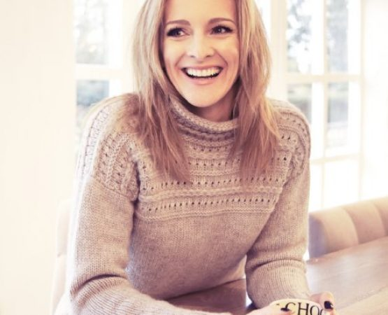 Gabby Logan what is a midlife crisis