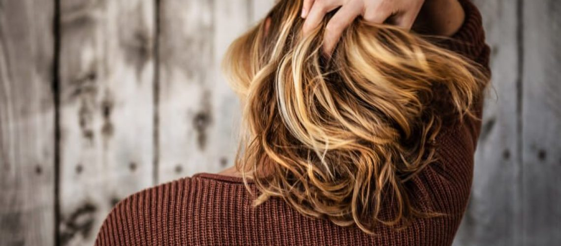 menopause hair loss